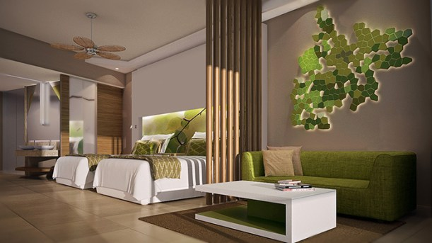 Now Onyx Punta Cana - Grounds - Double Bed Suite
