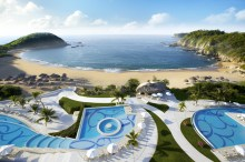 Secrets Huatulco Resort & Spa - Grounds