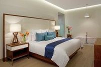 Secrets The Vine Cancun - Accommodations - Presidential Suite Bedroom