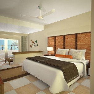 Sunscape Dominican Beach Punta Cana - Accommodations - Deluxe Suite 7