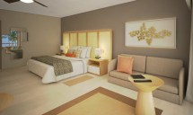 Sunscape Dominican Beach Punta Cana - Accommodations - King Suite 2