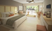 Sunscape Dominican Beach Punta Cana - Accommodations - King Suite