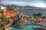 Sunscape Puerto Vallarta Resort & Spa - Grounds - Aerial Pool
