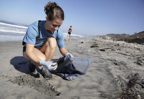 California Coastal Cleanup Day 2016