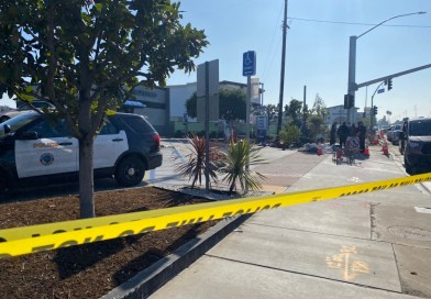 Woman struck and killed by vehicle near Cherry and Del Amo