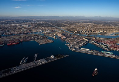 SpaceX moving to the Port of Long Beach
