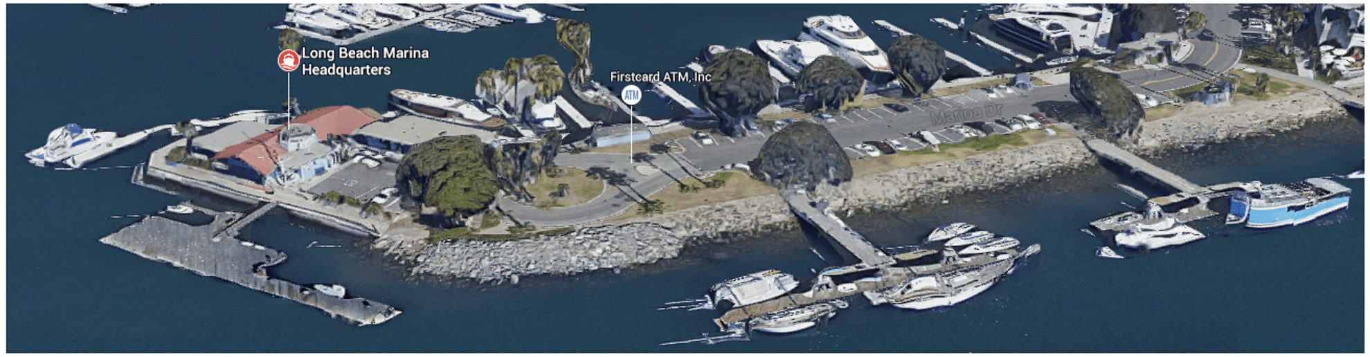 Alamitos Bay Marina - Long Beach Marinas