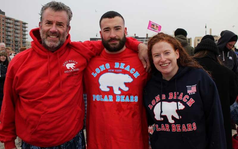 Long Beach Polar Bears Welcome