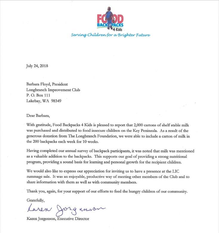 Longbranch-Foundation-Food-Backpacks-4-Kids-letter-2018