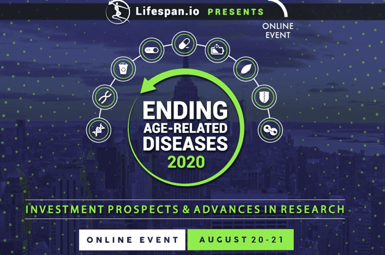 ending age-related diseases longevity conference