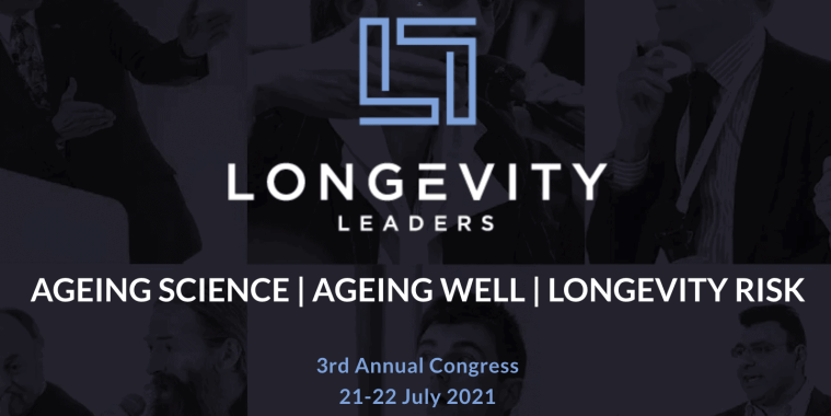 longevity leaders congress event