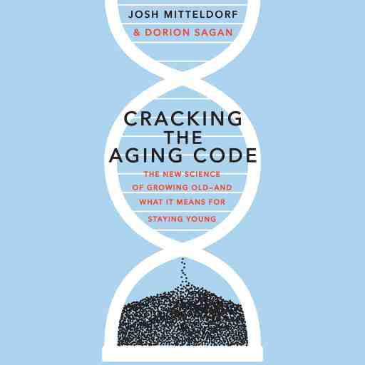 cracking the aging code anti aging book cover
