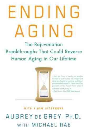 ending aging best longevity book cover