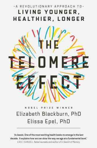 The Telomere Effect longevity book cover