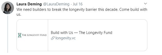 anti-aging expert laura deming