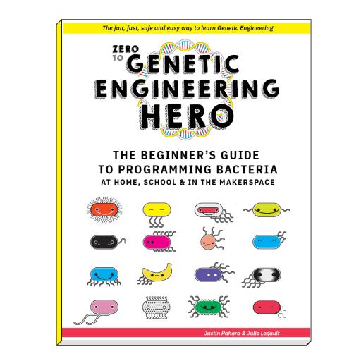 biohacking gifts zero to genetic engineering hero book