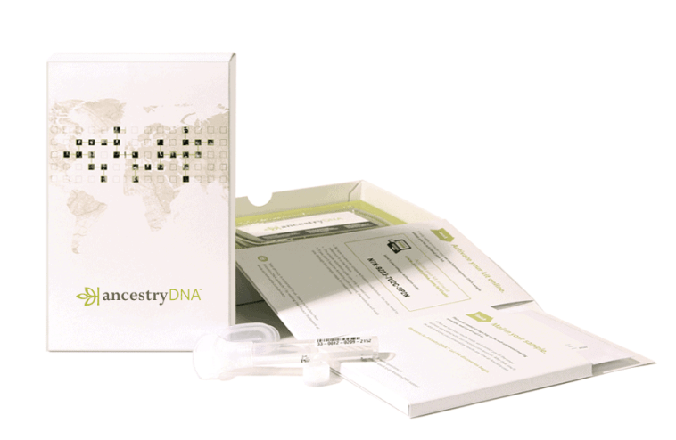 dna genetic test for longevity ancestrydna