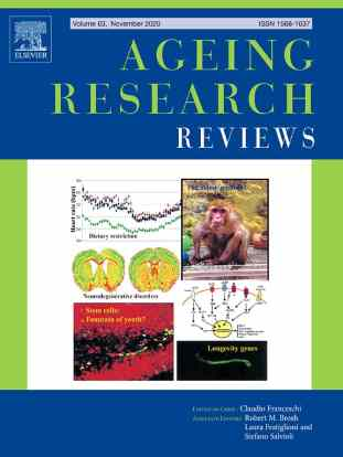 aging research journal ageing research reviews