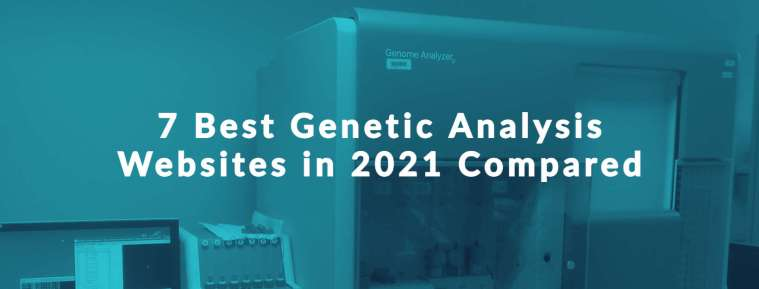 Best genetic analysis websites in 2021 compared