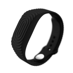 A picture of the Biostrap Evo: a top sleep tracker for 2022.