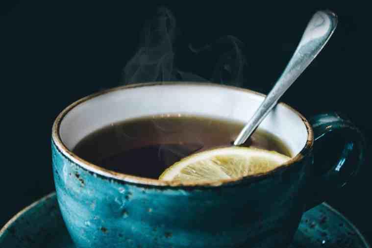 lemon tea bioavailability health