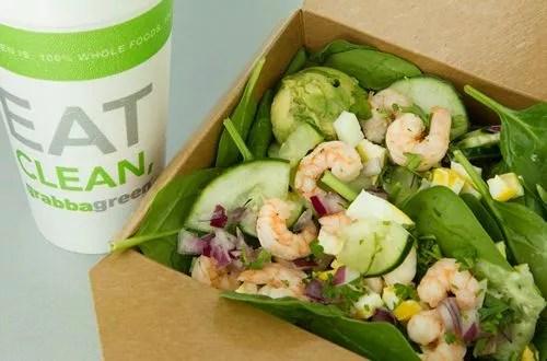 Healthy Foods Eat Fast Food Restaurants