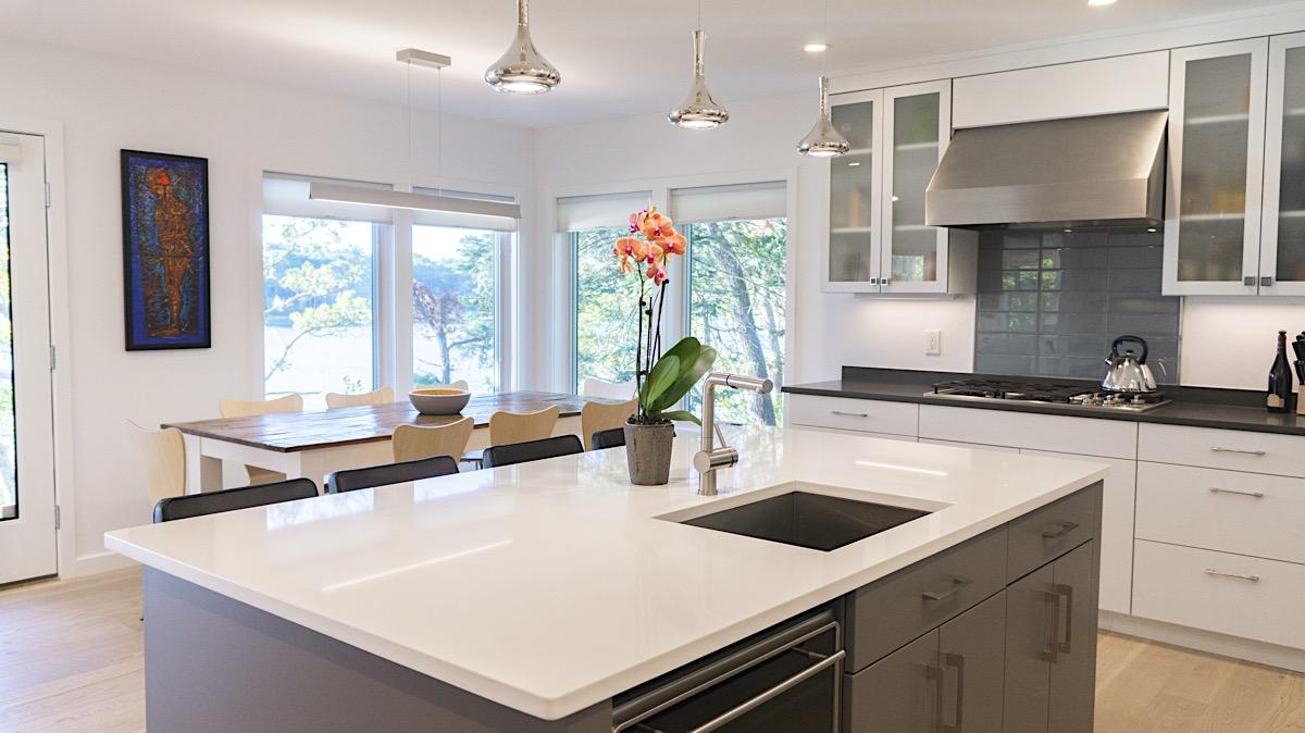 kitchen design trends for 2018 » longfellow design build