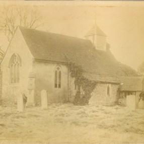Longfield Church - late 19th Century