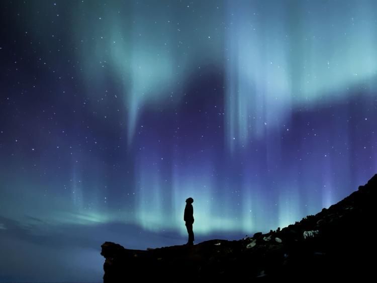 Chance Seeing Northern Lights