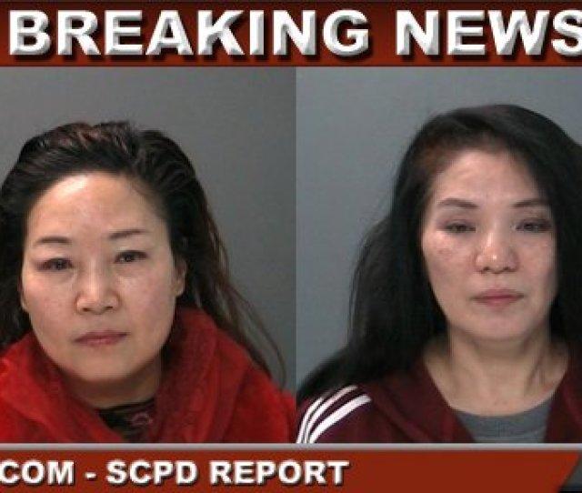 Officials Two Women Arrested In Lindenhurst Massage Parlor Raid