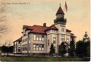 Sayville's Gilded Age Boss Architect