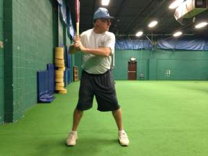 Starting your swing