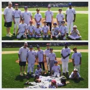 summer baseball camps