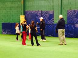 Sayville Little League Clinics