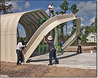 Diy quonset hut diydrywalls do it yourself construction quonset hut kits solutioingenieria Image collections