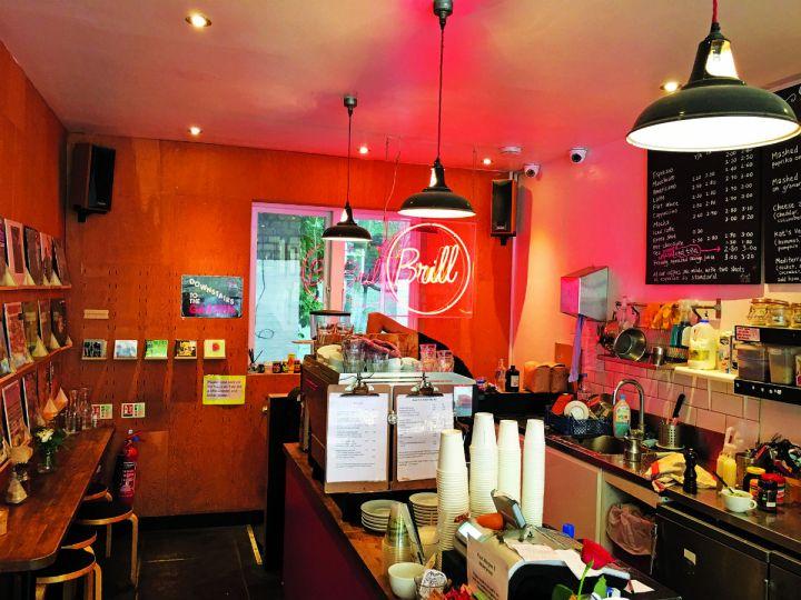 Brill 1 shop London's best record shops