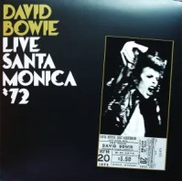 David Bowie – Live Santa Monica 72