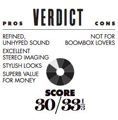 Review: Q Acoustics 3010i bookshelf speakers - verdict