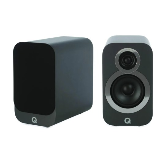 Review: Q Acoustics 3010i bookshelf speakers