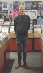Record Store Day Round Table - Adam Gillison