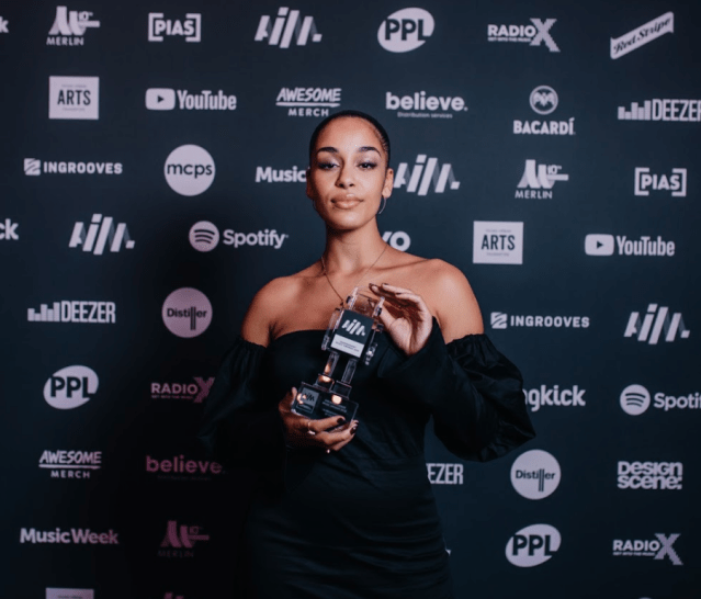 AIM Independent Music Awards winners announced - Jorja Smith