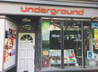 The Trip: Nottingham - Underground