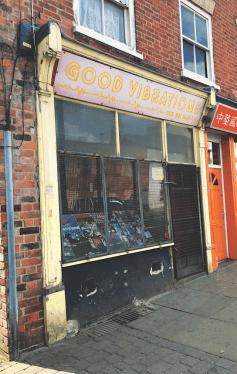 The Trip: Nottingham - Good Vibrations