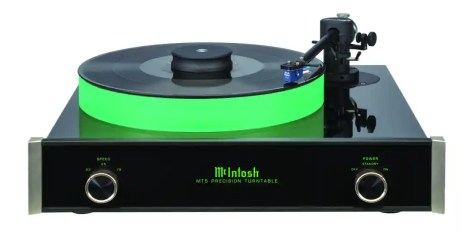 McIntosh MT5 | Gear Of The Year 2018 Highly Commended - High-End Turntables