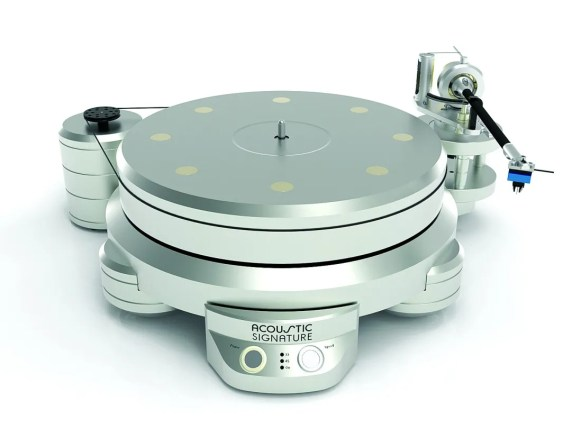Review: Acoustic Signature Storm Mk2 turntable
