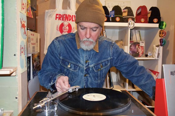 Tom Friend, Friendly Records