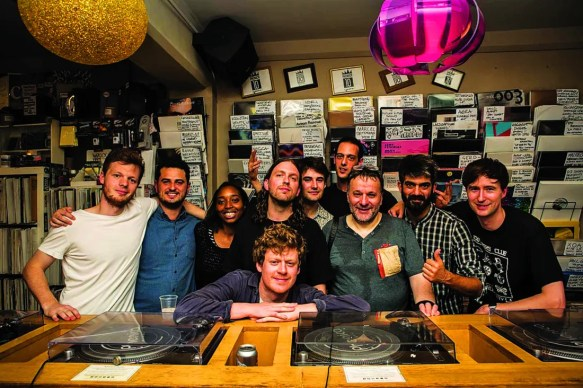 Phonica Records, Soho