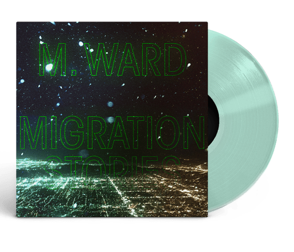 M Ward album cover