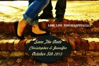 Save the Date ~ Engagement Photos