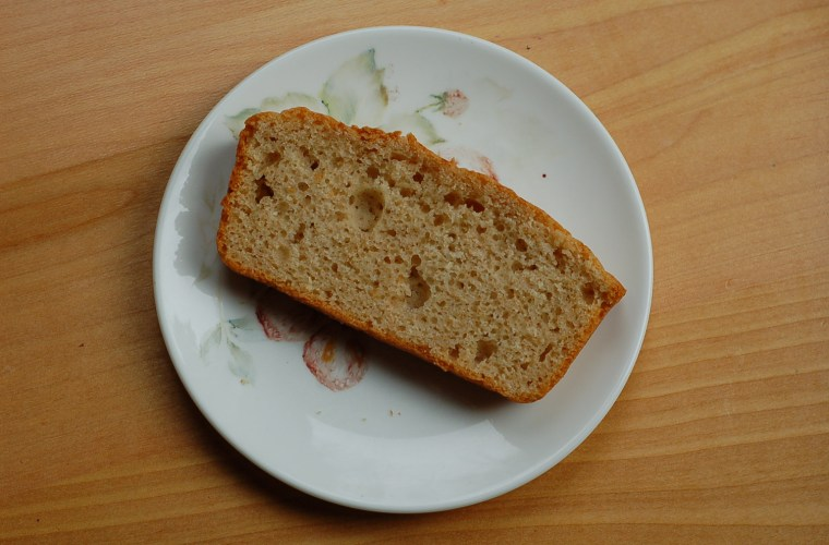 Using your starter: sourdough quick bread